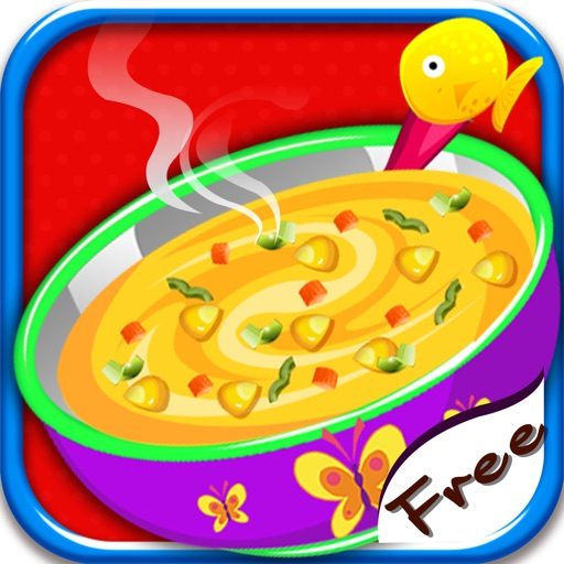 Soup Maker – free hot organic cooking game for burger, pizza and cake lovers iOS App