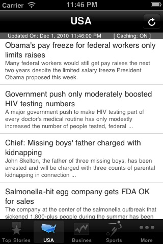US News, America Onli... screenshot1