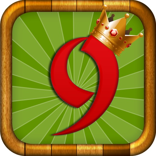 King of Maths iOS App