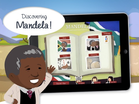 Mandela - History screenshot 1