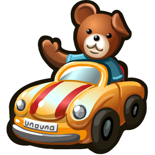 大耳朵泰迪熊:赛车 Teddy Floppy Ear: The Race for Mac