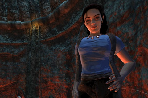Jules Verne's Return to Mysterious Island 2 – (Universal) screenshot 1