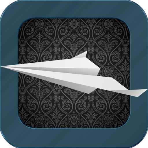 Paper Airplane Adventures - The Living Room iOS App