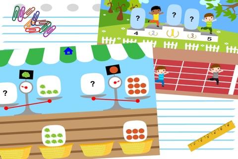 Math is fun: Age 4-5 screenshot 2