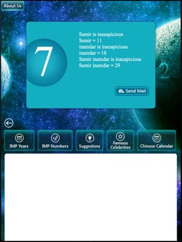 Numerology by Biindu Khuraana screenshot 2