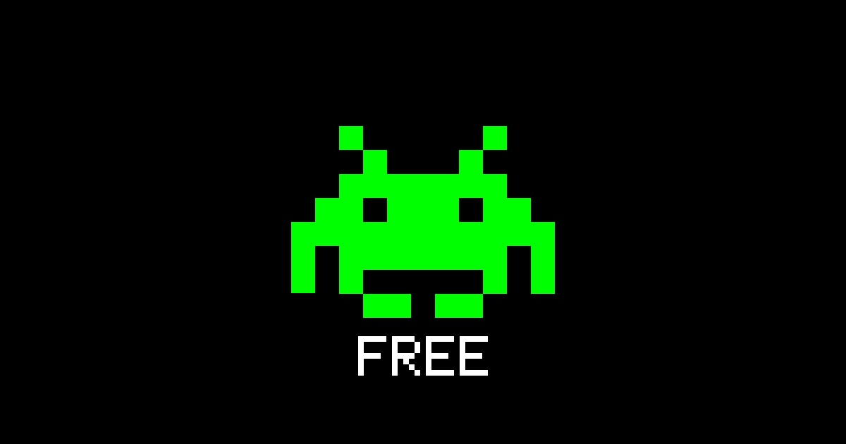 free online space invaders