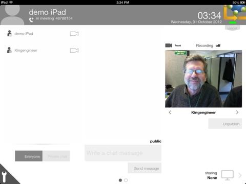 CONTEX Presenter™ for iPad screenshot 1