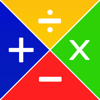 Fractions Pro - fraction calculator with parentheses and exponents to calculate fractions, mixed numbers and decimals