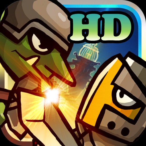 Defender of Diosa HD【横版塔防对战】