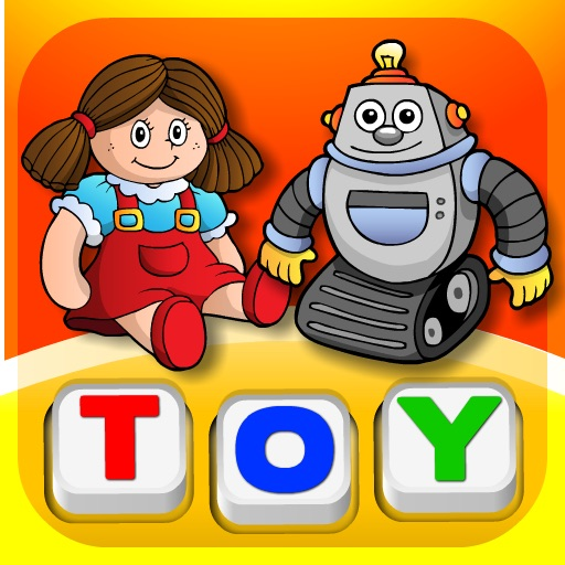 Abby's Toys - Games For Toddlers & Preschoolers iOS App