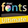 UltimateFonts - 4000 OpenType Fonts