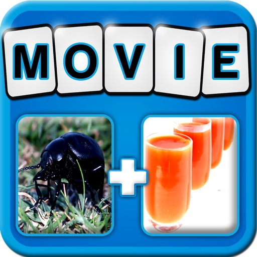 Pic Pair Quiz: a word color mania game to hi guess what's that pop wordly movie icon!