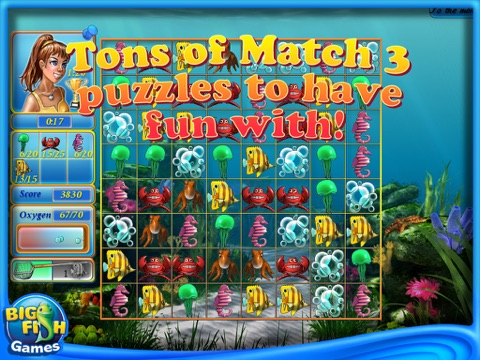 Tropical Fish Shop: Annabel's Adventure HD screenshot 4