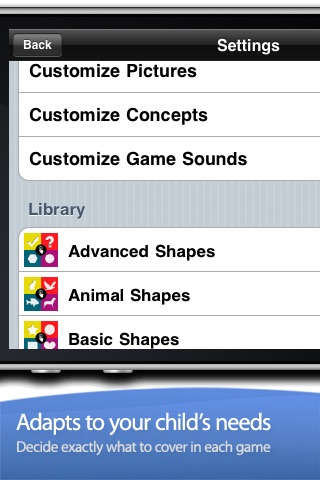 Touch and Learn - My First Shapes Screenshot 5