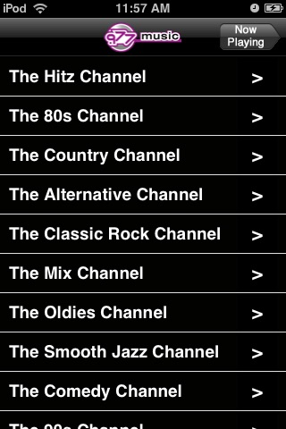 .977 Music / The Internet's #1 Online Radio Network / 977Music.com screenshot 1