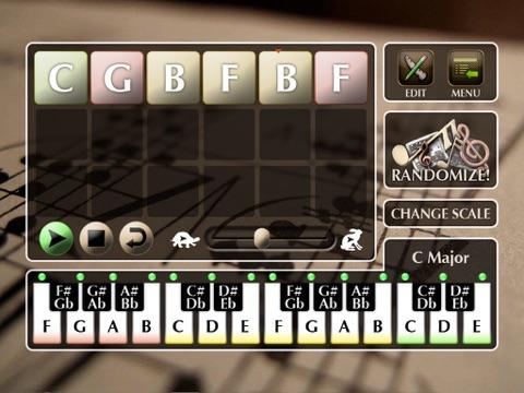 Musician's Little Helper HD LITE screenshot 1