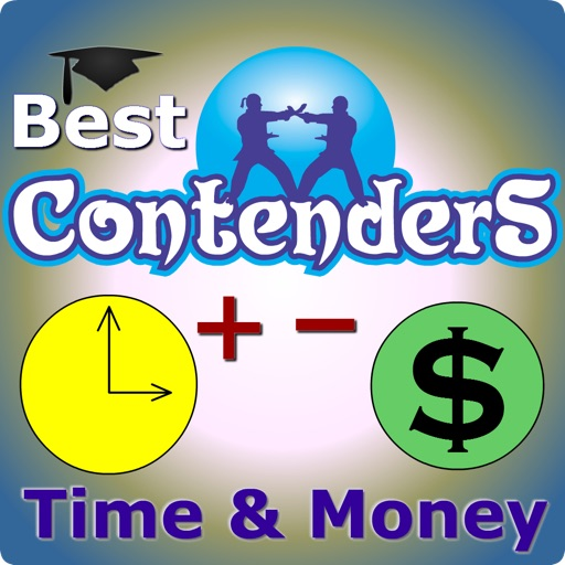Best Contenders ™ Time And Money iOS App