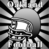 Oakland Football Fan App