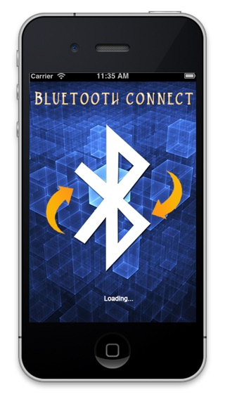 how to connect itunes to iphone with bluetooth