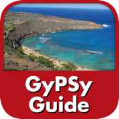 Oahu Beaches and Volcanoes GPS Driving Tour - GyPSy Guide icon