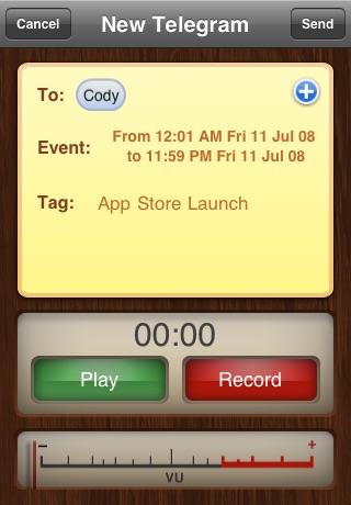 Telegram Lite screenshot 1