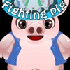 Fighting pig