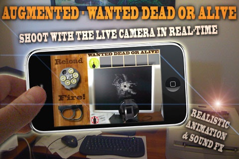 Augmented - Wanted Dead or Alive - First Person Shooter screenshot 1