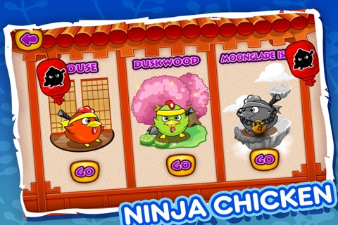 Ninja Chicken Egg Collector screenshot 2