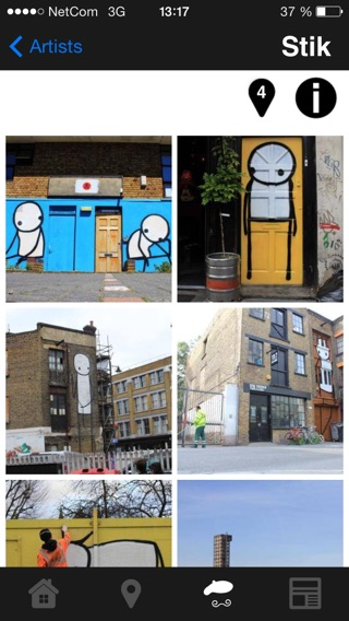 Street Art London Screenshots