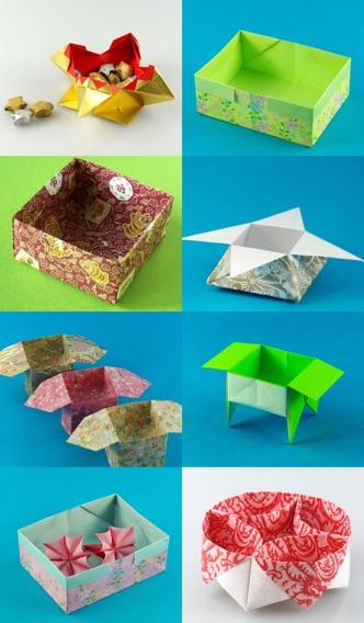 Screenshot #2 pour Boîtes Origami