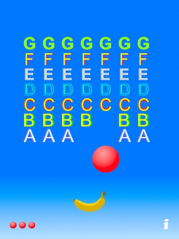 Alphabet Ballon Lite screenshot 4