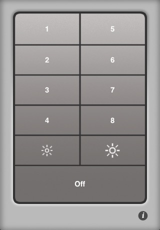 Remote Keypad screenshot 1
