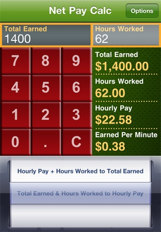 Net Pay Salary Calculator On The App Store