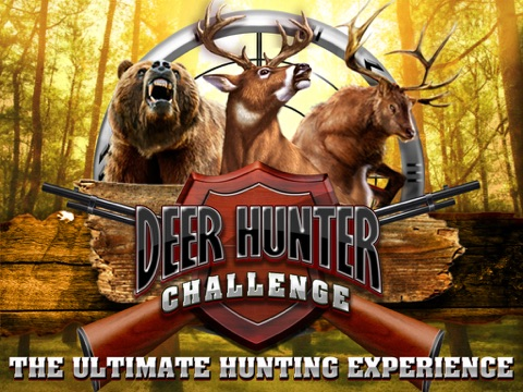 Screenshots of Deer Hunter Challenge for iPad