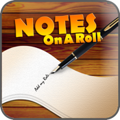 Notes on a Roll app review: humorous productivity - appPicker