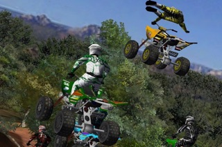 Screenshots of 2XL ATV Offroad Lite for iPhone