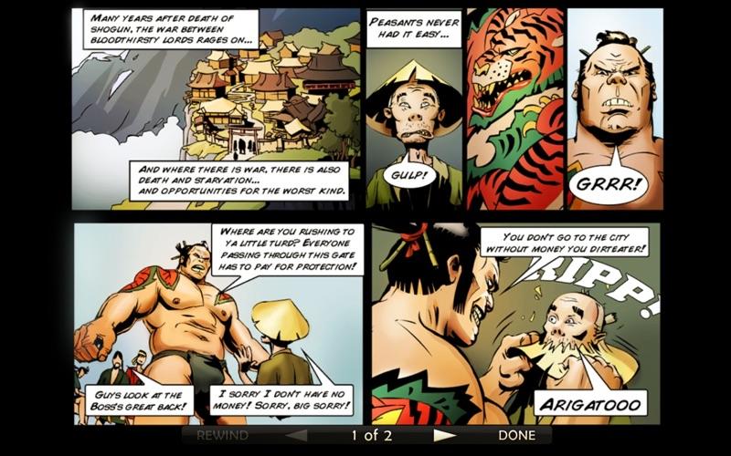 Samurai II: Vengeance Screenshots
