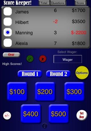 Score Keeper! screenshot 1