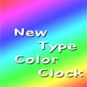 New-Type Color Clock icon