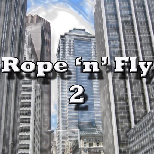 飞越都市2:Rope'n'Fly 2
