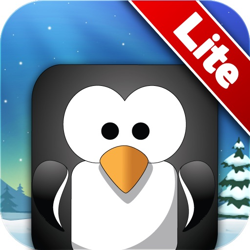 Penguin Pounce Lite iOS App