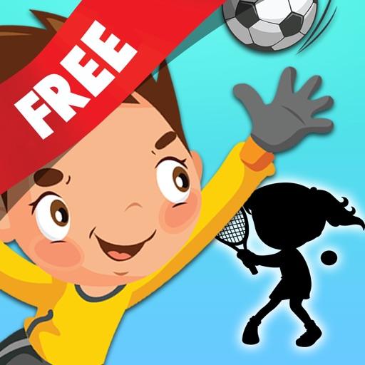 gratuit jeu silhouette tache noire sports cartoon jeu pour tout petits jeux enfant et enfants d. Black Bedroom Furniture Sets. Home Design Ideas
