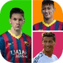 Football Quiz 2014 - Guess and Score Superstar Soccer Players in Top El Clasico Word Sport History Trivia  Game icon