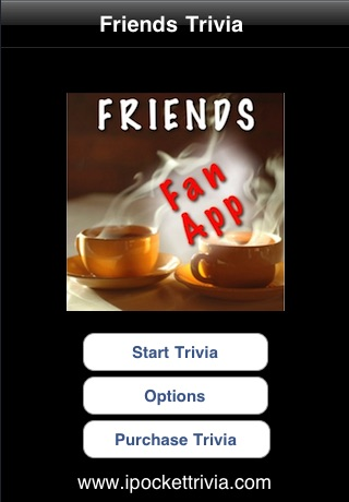 Friends TV Trivia screenshot 1