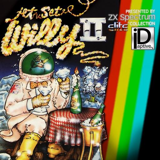 Jet Set Willy II: ZX Spectrum iOS App
