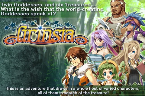 RPG Grinsia screenshot 1
