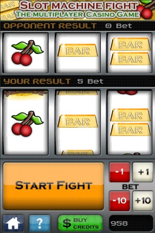 Slot Machine Fight , The multiplayer casino game screenshot 3