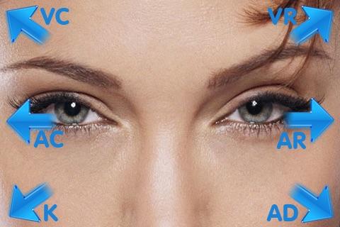 Mind Reader ~ NLP Eye Patterns screenshot 1