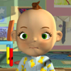 Adorable Talking Baby