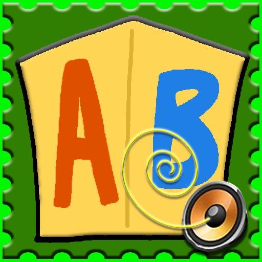 ABC123 Match : Voice Speaker